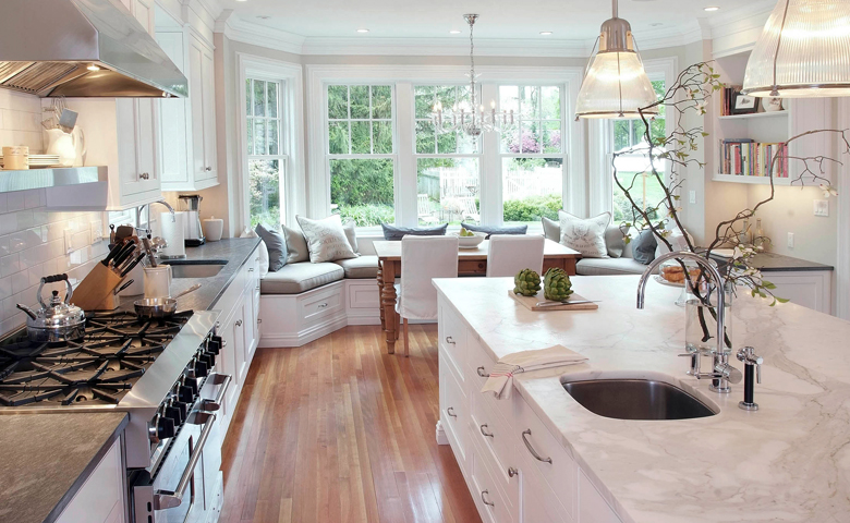 Pickell Architecture, kitchen design, Morristown, NJ
