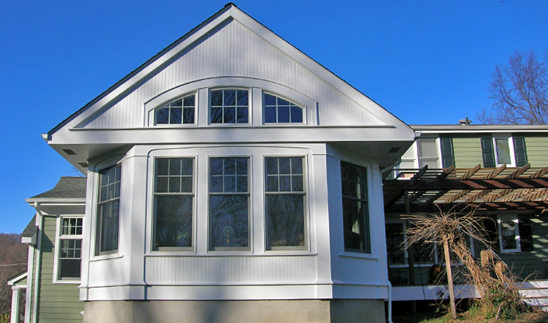Pickell architecture, Sunroom and Entrance addition