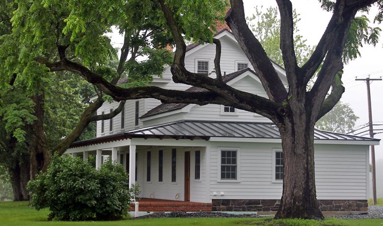 Pickell Architecture, farmhouse addition, Hillsborough, NJ