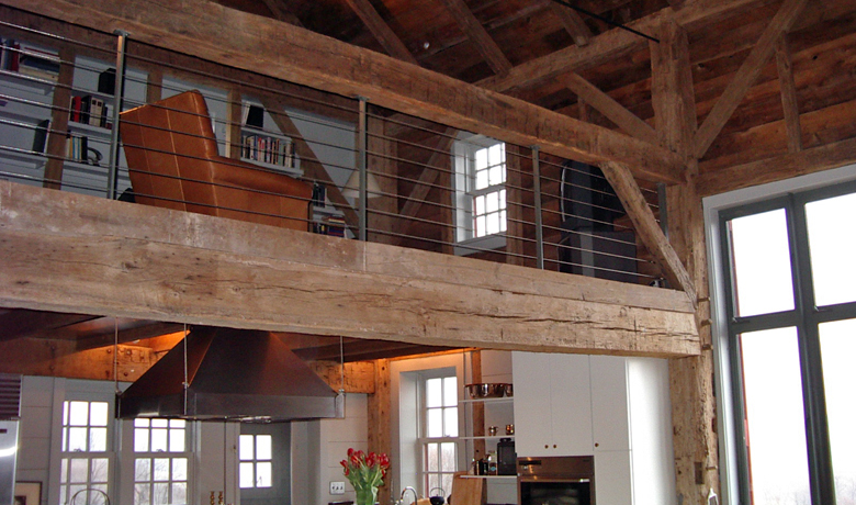 Barn home, Pickell Architecture, Pine Plains, NY