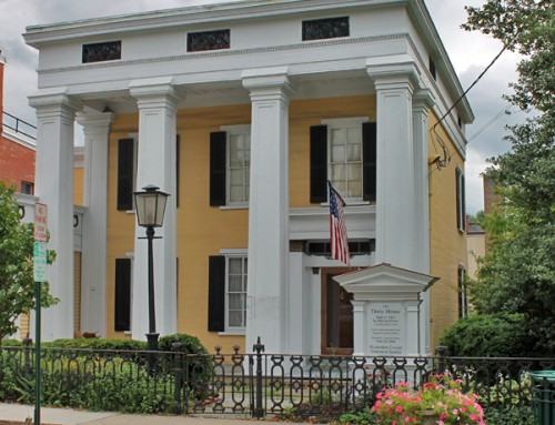 Doric House, Hunterdon County Historical Society