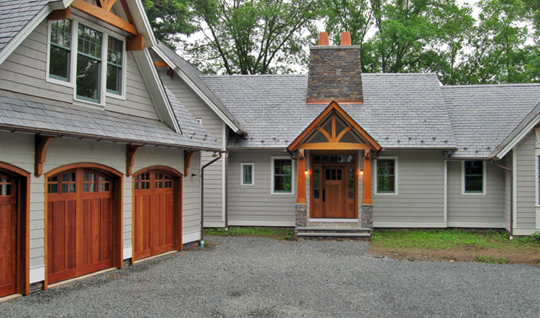 Pickell architecture, Lake House, Princeton