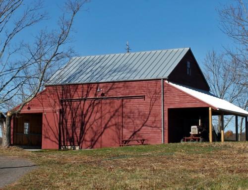 McColm Barn, D&R Greenway