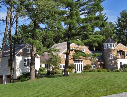 Shingle-style Residence