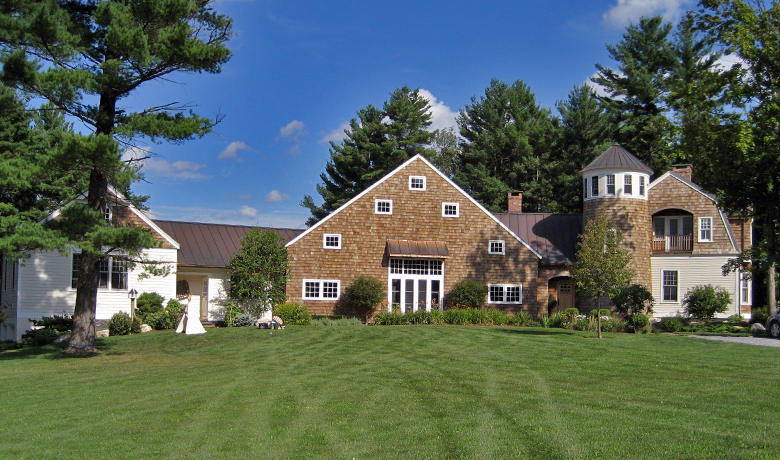 Shingle style residence pickell architecture for Shingle style architecture
