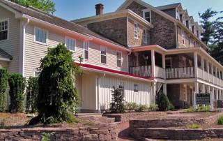 Pickell Architecture, Pittstown Inn, restaurant design