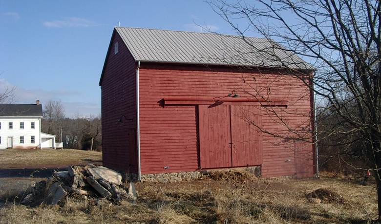 Ann Reno Barn, Pickell Architecture