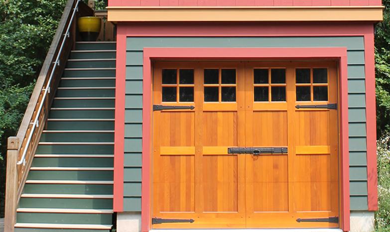 Pickell Architecture, garage studio